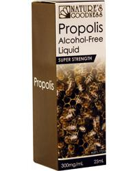 Natures Goodness - Propolis Tincture Super Strength 300mg/ml