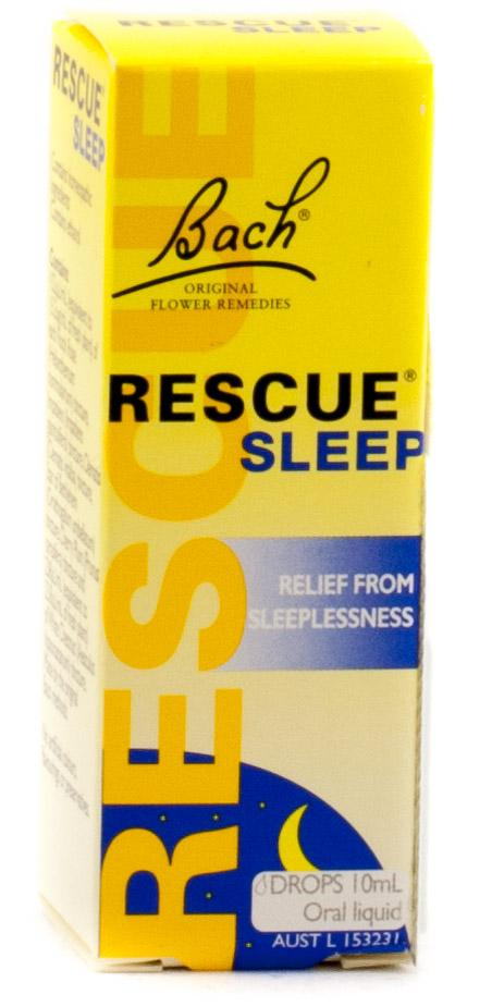 Bach Flower Remedies - Rescue Sleep Drops