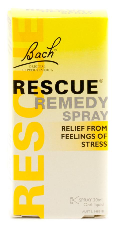 Bach Flower Remedies - Rescue Remedy Spray