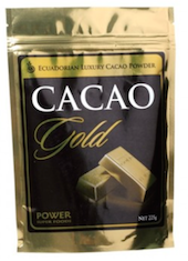 Power Super Foods - Cacao Gold Butter Chunks