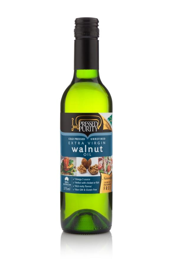 Pressed Purity - Walnut Oil