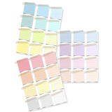324 Pastel Digital Sticky Notes Bundle