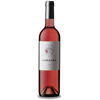 2018 Arrayan Rosado, $19.95 per bottle, Case of 12