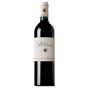 2015 Château Montlisse, Saint-Emilion Grand Cru $57.95 per bottle, Case of 12