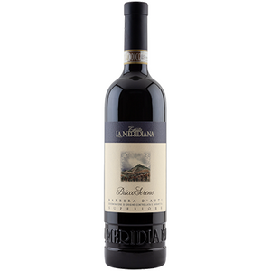 La Meridiana 2017 Bricco Sereno - Barbera d'Asti Superiore DOCG, $42.95 per bottle, case of 12