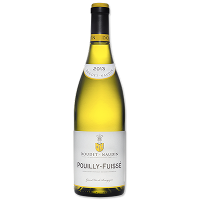 2017 Doudet Naudin Pouilly Fuissé, $57.95 per bottle, Case of 12 - Vegan