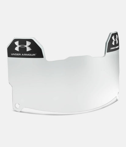 Under Armour - Football Visor - Clear - OSFM