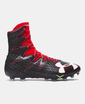 Under Armour Highlight black/red