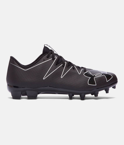 Under Armour Nitro Low MC - Blk/Blk/Blk - Adult