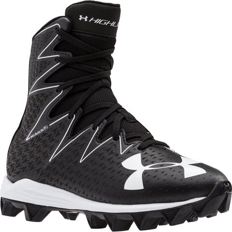 Under Armour Highlight RM Blk/Wht/Blk - Youth