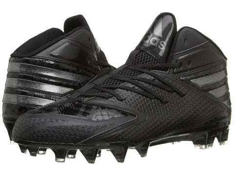 Adidas Freak X Carbon Mid - Blk/Blk/Plt - Adult