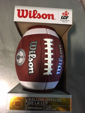 Ballon Officiel de la LCF Edition Coupe Grey