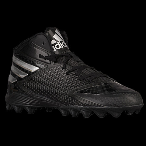 Adidas Freak Md Mid - Blk/Blk/Plt - Adult