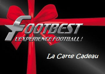 GIFT CARD/ CARTE CADEAU FOOTBEST