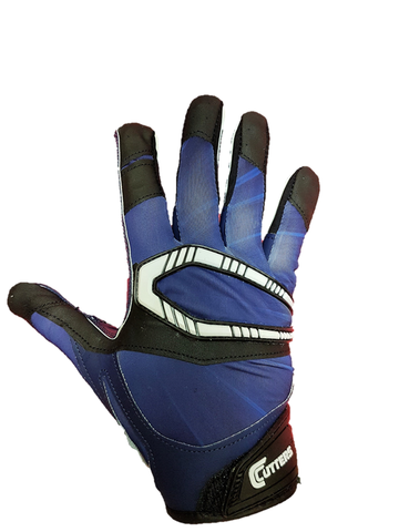 Cutters Rev Pro 2.0 Adult blue/white