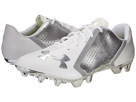 Under Armour blur white/black