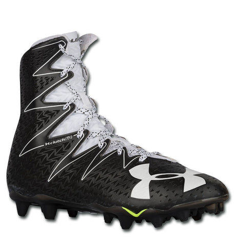 Under Armour Highlight MC - Blk/Wht/Blk - Adult