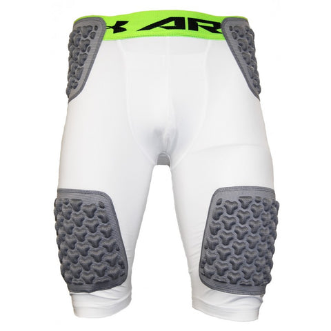 Girdle under armour with 5 pad adult