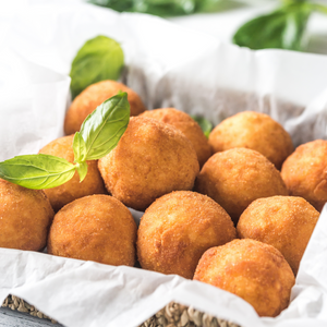 5 SPINACH SMALL ARANCINI
