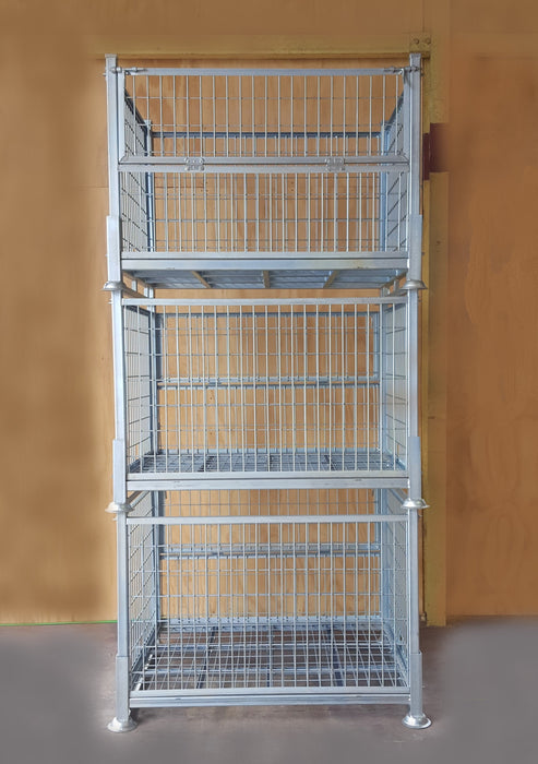 Stillage Cage Medium Duty  890mm x 1000mm x 1200mm