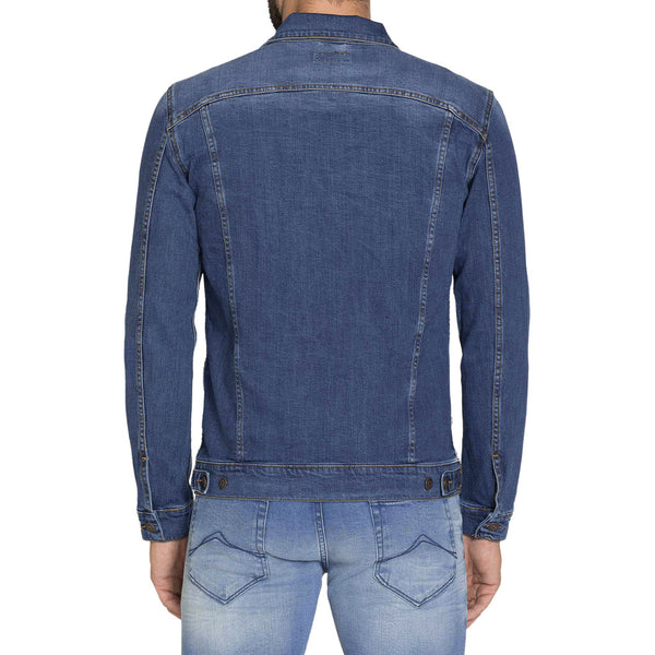 Carrera Jeans - 450-970A Giacca Giubbotto Jeans Uomo