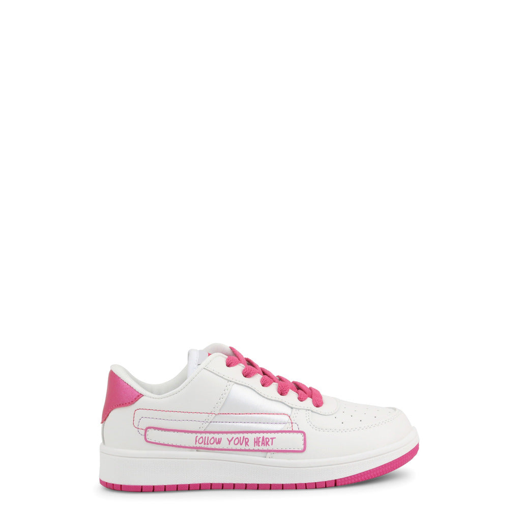 Shone - 17122-021 Scarpe Sneakers Bambina Bimba Ragazza - BeFashion.it
