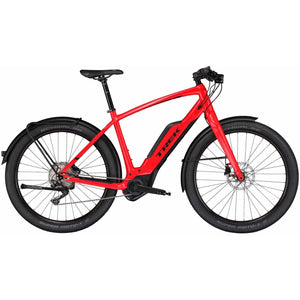 Trek Super Commuter+ 8S Viper Red