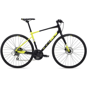 Marin Fairfax 2 Black/Yellow