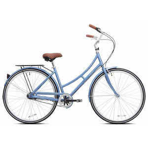Kent Retro Women's Hybrid Bike Light Blue