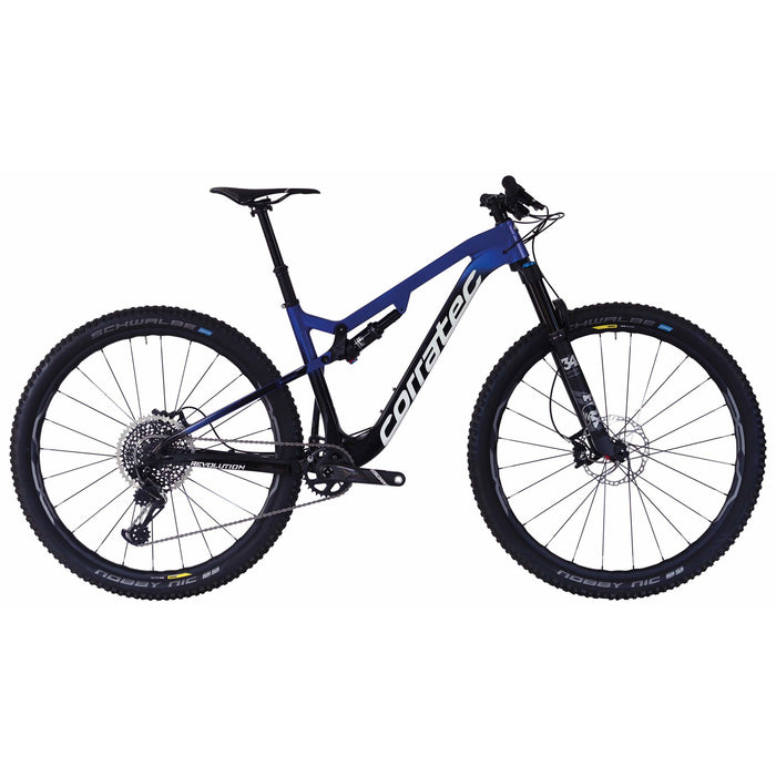 Corratec Revolution iLink SL Pro Team Blue/Black