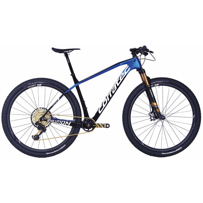 Corratec Revolution SL Factory 29 Blue/White