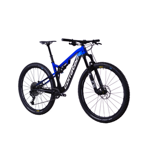 Corratec Revolution SL Pro Team 29 Blue/White