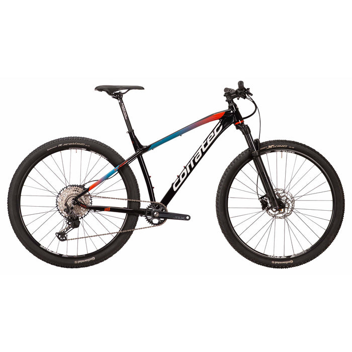 Corratec X-Vert Race 29 Black/Blue/Orange
