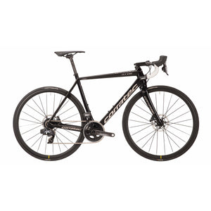 Corratec CCT EVO Pro Disc Dark Chrome/Chrome