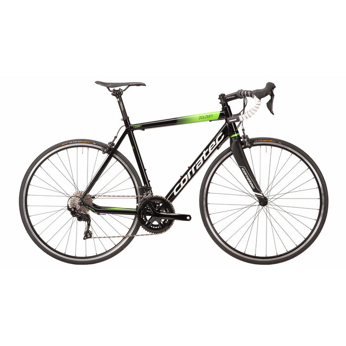Corratec Dolomiti Expert Black/Green