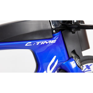 Corratec C:TIME SL Blue/White