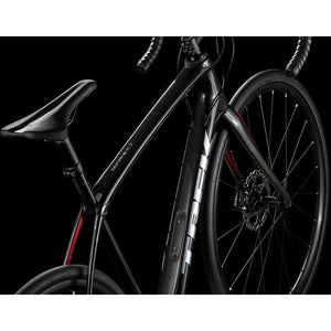 Trek Domane SL 5 Disc Black/Viper Red