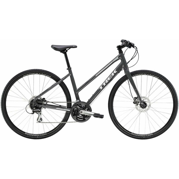 Trek FX 2 Women Disc Stagger Charcoal
