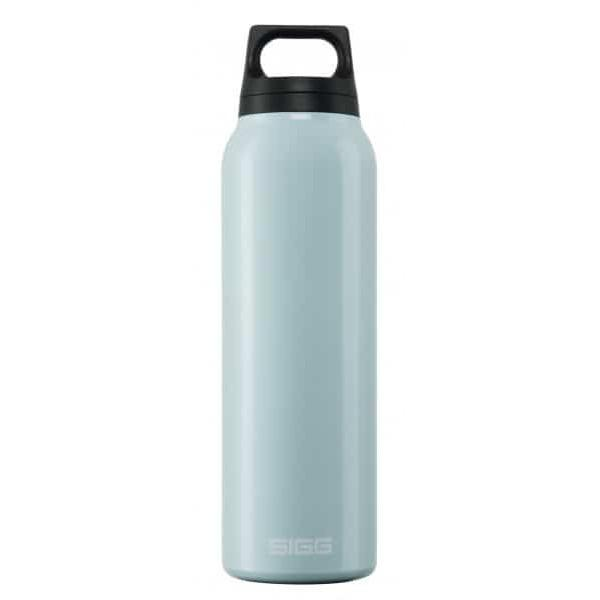 SIGG Hot and Cold Water Bottle 0.5L Teal with Tea Filter