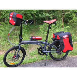 Ortlieb Sport Packer Pannier Red