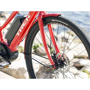 Trek Verve+ Lowstep Red