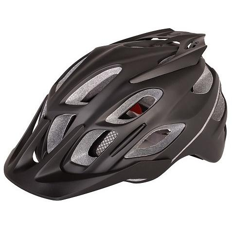 ABK Mountain Bike Helmet Black