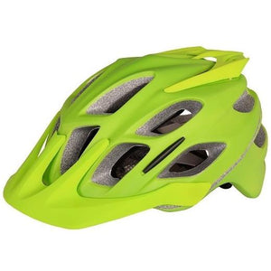 ABK Mountain Bike Helmet Neon
