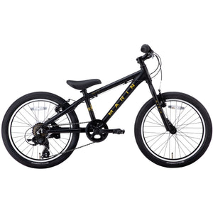 "Marin Donky Jr 20"" 6-Speed Matte Black"