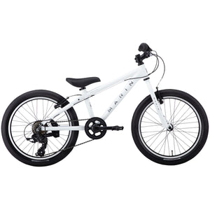 "Marin Donky Jr 20"" 6-Speed White"