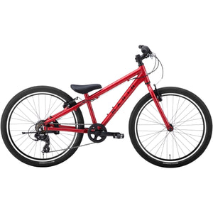 "Marin Donky Jr 24"" 6-Speed Matte Black"