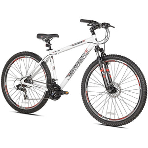 "Kent Hawkeye Men's Disc Mountain Bike 29"" White"