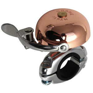 Crane Bell Suzu Mini with Die-Cast Alloy Clamp Copper