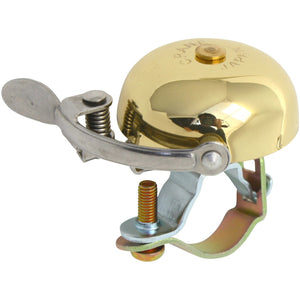 Crane Bell Suzu Mini with Steel Clamp Copper