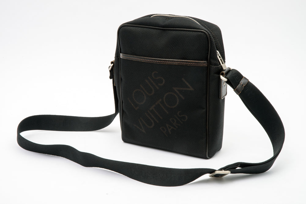 Louis Vuitton Black Damier Geant Citadin